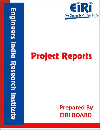 Project Report On Pet Bottles Manufacturing Project Report