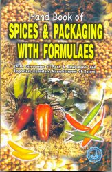 Project Reports on HAND BOOK OF SPICES AND PACKAGING WITH FORMULAES, Technology Handbooks on HAND BOOK OF SPICES AND PACKAGING WITH FORMULAES