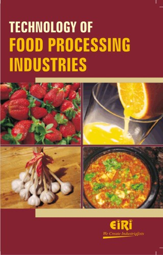 project report on technology of food processing industries