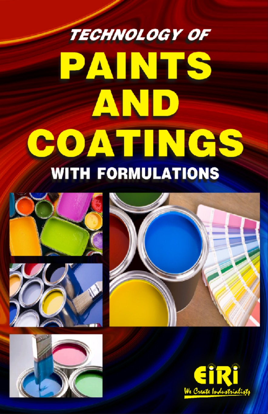 Hand Book And Formulations On Paints And Coatings With