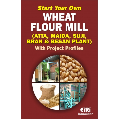 Project report on grain cleaning process - Technology Book